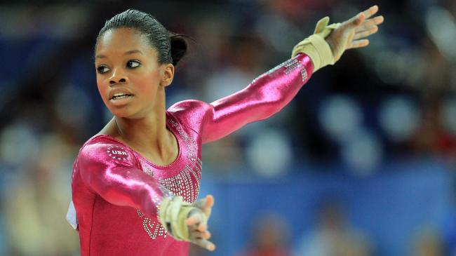London Olympic 2012 Gabby Douglas Pictures