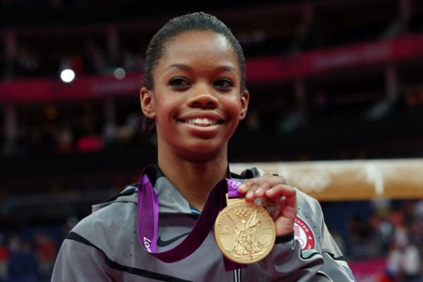 London Olympic 2012 Gold Medal Gabby Douglas Pictures