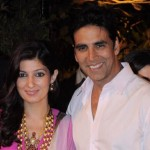 Twinkle Khanna and Akshay Kumar HD Wallpapers