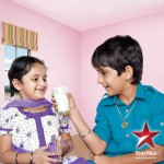 Harshita Ojha as Veera with Ranvijay in Veera Star Plus