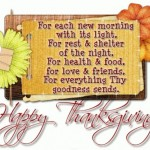 Thanksgiving Day 2012 Greetings & Wishes